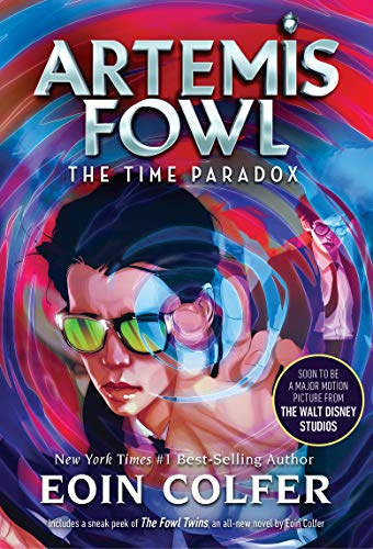 The paradox free fowl download artemis time ebook