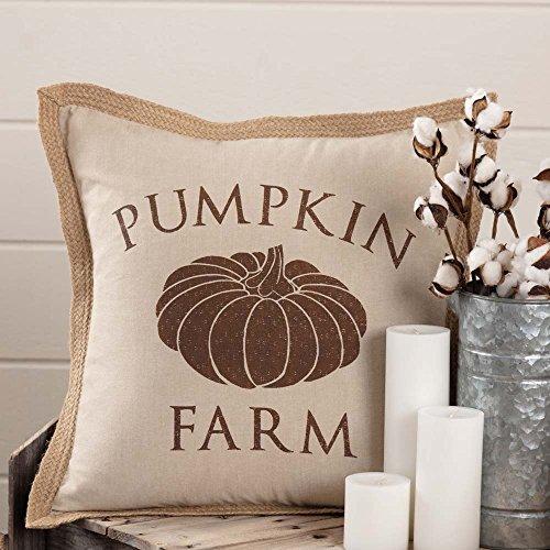 Piper Classics Pumpkin Farm Throw Pillow Cover, 20