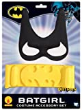 Rubies Costume Co Batgirl Child's Costume Accessory Set