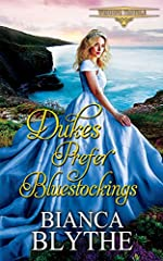 Dukes Prefer Bluestockings (Wedding Trouble Book 2)