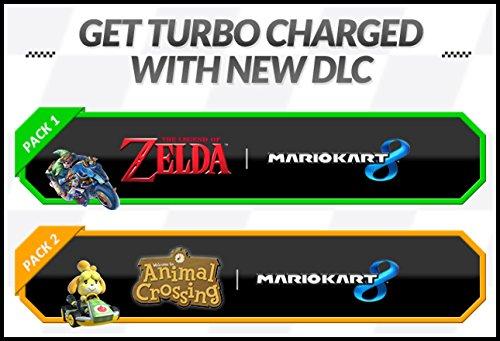 Mario Kart 8 DLC Pack 1 + Pack 2 Bundle - Wii U [Digital Code]
