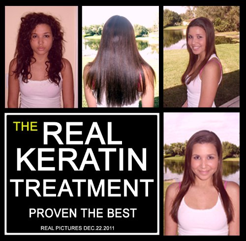 Brazilian Keratin Blowout Straightening Smoothing Hair Treatment Conditioner 2000ml 2 Liters Professional Complex Bottle by Keratin Research by Keratin Research (Image #2)
