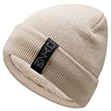 Size:One size fits most with flexibility. Suitable crowds:Great for Both Men & Women Alike. Autumn Winter Cap, Warm Hat, Ski Snowboarding, Camping & More!  Hat is large enough to cover your ears. A great outdoor beanie during the colder month...