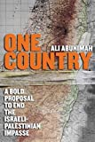 One Country, Ali Abunimah, 0805080341