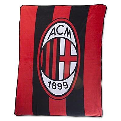 AC Milan Crest Fleece Blanket