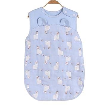 Saco De Dormir para Bebés, Pijamas De Algodón para Bebés, Manta Envoltura para Bebés