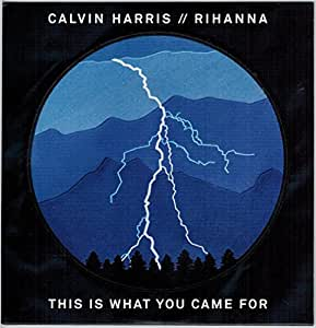 This Is What You Came For (CD single)