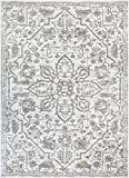 Well Woven Della Blush Vintage Medallion Pattern