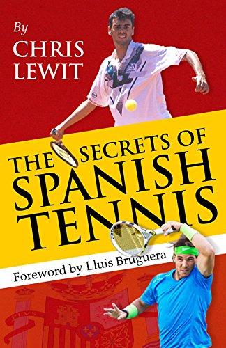 The Secrets of Spanish Tennis (The Best Tennis Ball Machine)
