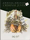 Criminal Justice : 1996-1997, Sullivan, John J. and Victor, Joseph L., 0697317064