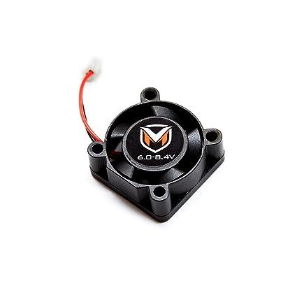 Amazon.com: Maclan 25mm HV Turbo Fan (6.0V ~ 8.4V) MCL4015 ...