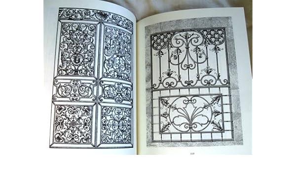 Ironwork / Fer Forge Schmiedeeisen Hierro Forjado: L Aventurine: 9782914199230: Amazon.com: Books