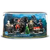 Disney / Pixar BRAVE Movie Exclusive 10Piece Deluxe PVC Figurine Set