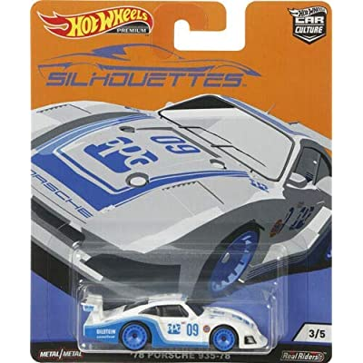 Hot Wheels Car Culture 78 Porsche 935: Toys & Games