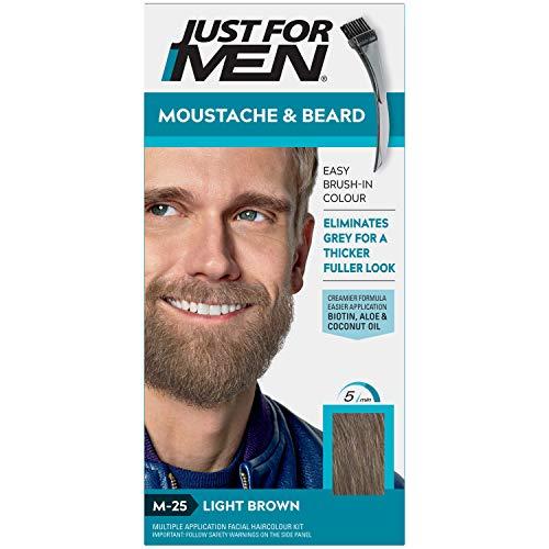 🥇 Just For Men – Tinte de barba y bigote para hombre