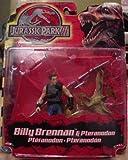 Jurassic Park III - Billy Brennan & Pteranodon