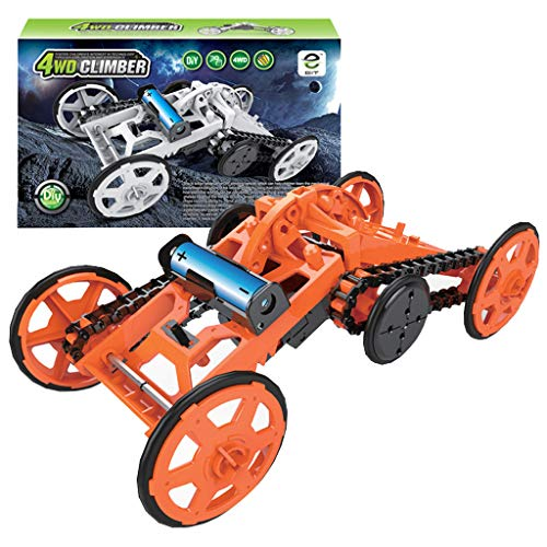 Beyonds DIY High Speed Off-Road Vehicle for Boys 1:24 Scale Electric Racing Car Buggy Vehicle Truck Buggy Terrain Crawler Toy Car for Adults and Kids