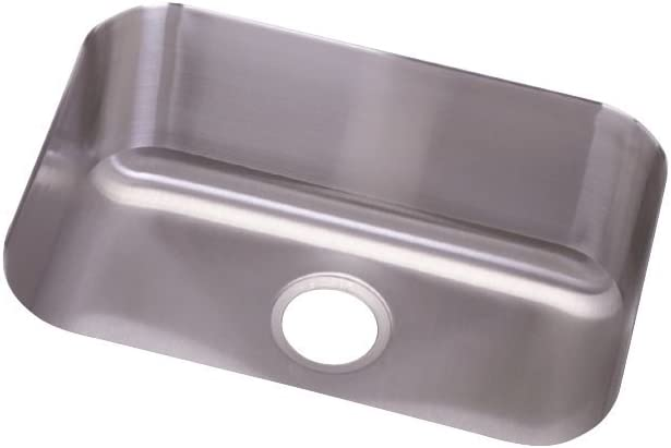 Revere RCFU2115 Single Bowl Undermount Stainless Steel Sink