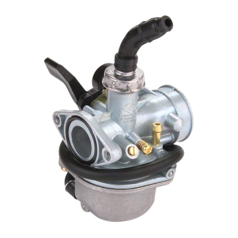 Carburador PZ19 Carb 50 cc 70 90 110 125 cc ATV Dirt Bike Go Kart con filtro de aire