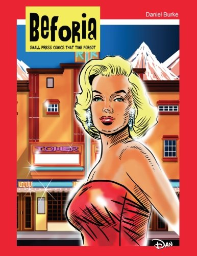 Beforia. Small press comics that time forgot.
