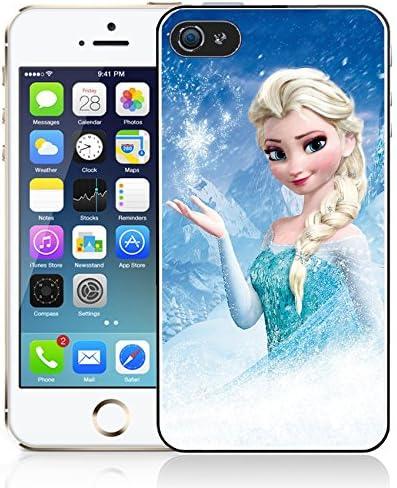 Coque iPhone 5/5S La Reine Des Neiges - Elsa: Amazon.fr: High-tech