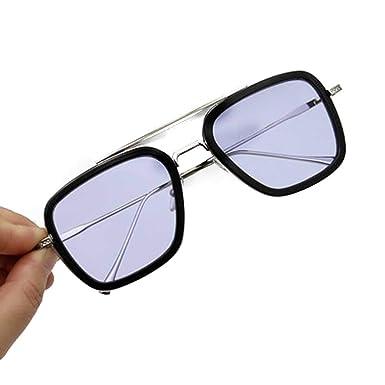 Gafas del Sol Hombre de Araña Sunglasses Lejos de Casa Los Vengadores Disfraz Costume Accesorio Cosplay Halloween Unisex para Adultos/Hombre/Mujer