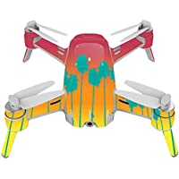 Skin For Yuneec Breeze 4K Drone – Sherbet Palms   MightySkins Protective, Durable, and Unique Vinyl Decal wrap cover   Easy To Apply, Remove, and Change Styles   Made in the USA