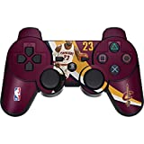 Skinit Cleveland Cavaliers PS3 Dual Shock wireless controller Skin - LeBron James Fastbreak | NBA Skin