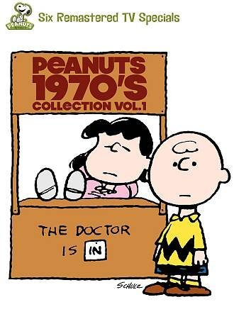 Peanuts: 1970's Collection DVD 1