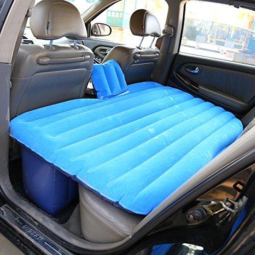 Blau YL Auto Aufblasbare Bett Auto Schock Bett Auto Reise Reise Matratze Fahren Auto Notwendig im Freien