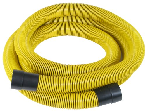 Universal Crush-Proof Wet Dry Vacuum Hose, 12 Foot
