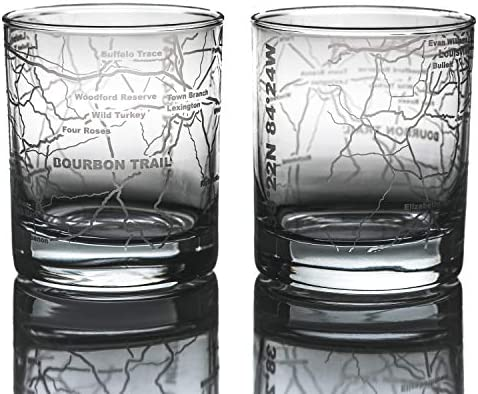 Greenline Goods Whiskey Glasses Fashioned product image