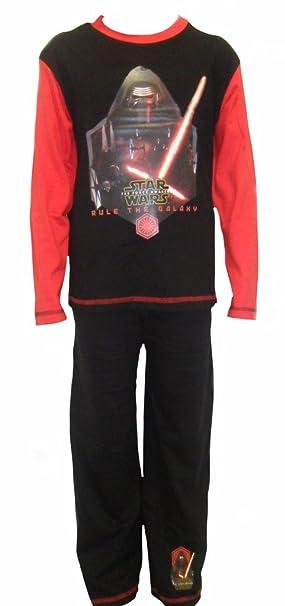 Star Wars Kylo Ren - Camiseta de pijama: Amazon.es: Ropa y accesorios