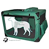 Pet Gear Portable Soft Crate-42 inches-, My Pet Supplies
