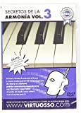 Virtuosso Harmony Method for Musical Keyboard Vol.3 (Curso De Armonía En Teclado Vol.3) SPANISH ONLY