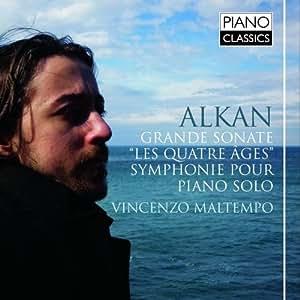 """Grande Sonate """"Les Quatre Ages"""" - Symphonie Pour Piano Solo - Etude"""