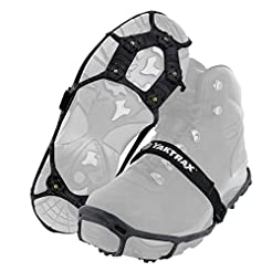 Yaktrax Spikes for Walking on Ice and Sn...
