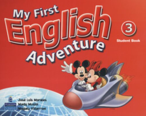 My First English Adventure Level 3 Student Book