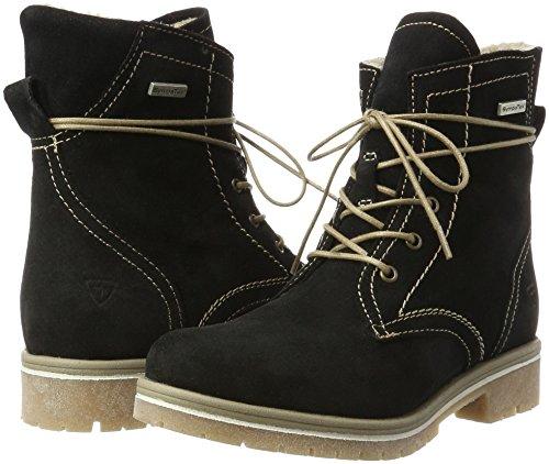 26793 Women''s black Black Chukka Boots Tamaris q51HvwCdq