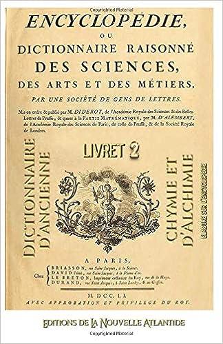 Encyclopédie Diderot Alchimie 2: Amazon.es: Jacques Grimault: Libros en idiomas extranjeros