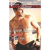 Wicked Nights   Anne Marsh