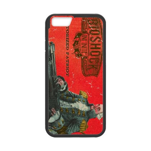 Bastion 3 coque iPhone 6 4.7 Inch cellulaire cas coque de téléphone cas téléphone cellulaire noir couvercle EOKXLLNCD26966