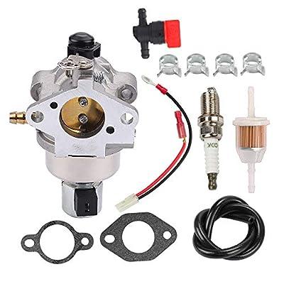 Mannial 42 853 03-S 12 853 93-S Carburetor Carb fit Kohler Command CV12.5 CV14 CV15 CV15S CV16S CH11S CH13S CH14S CH15GS CH15S CV493S CV493T CV13S Engine: Automotive
