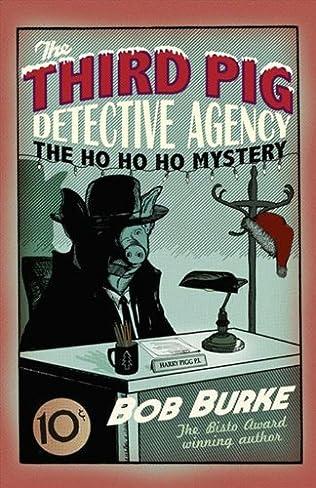 book cover of The Ho Ho Ho Mystery