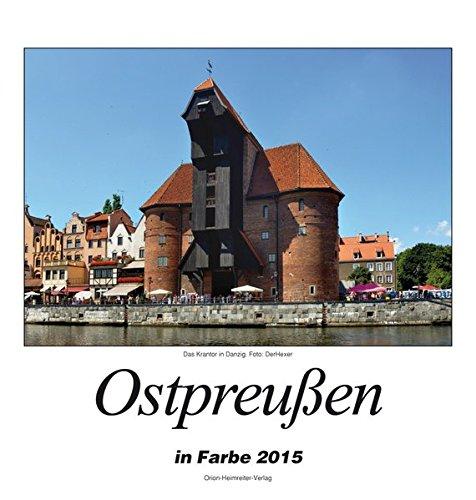 Ostpreußen 2015: Heimatkalender