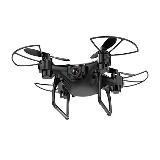 Drone para principiantes, avión de cuatro ejes con despegue con un ...