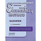 Rubank Elementary Method - Bassoon (Rubank Educational Library)