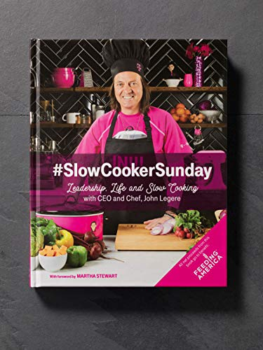 Slow Cooker Sunday - Leadership, Life and Slow Cooking w/ CEO and Chef, John Legere- (Cooker Carrier Slow Pot Crock)