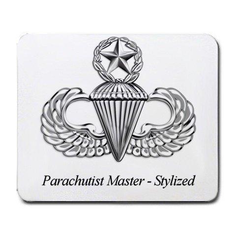 - Parachutist Master Stylized Mouse Pad