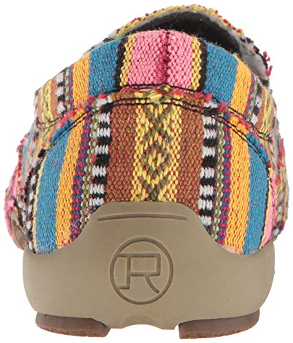 Work Women's Liza Multicolor Boot Roper Ap1xSBqwn